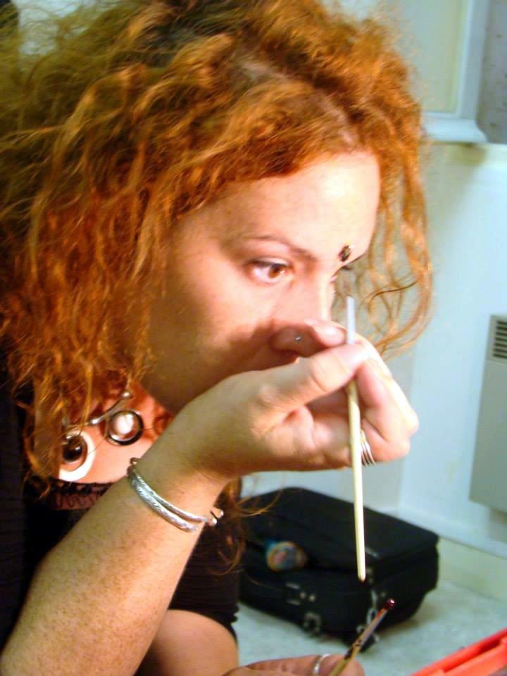 LE DOC - La mouche - Tournage du 23 août 2013 et repas de fin de tournage
