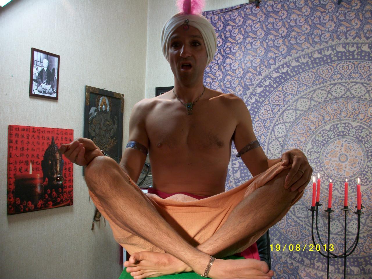 LE DOC - Le fakir (Intérieur) - Tournage 19 août 2013