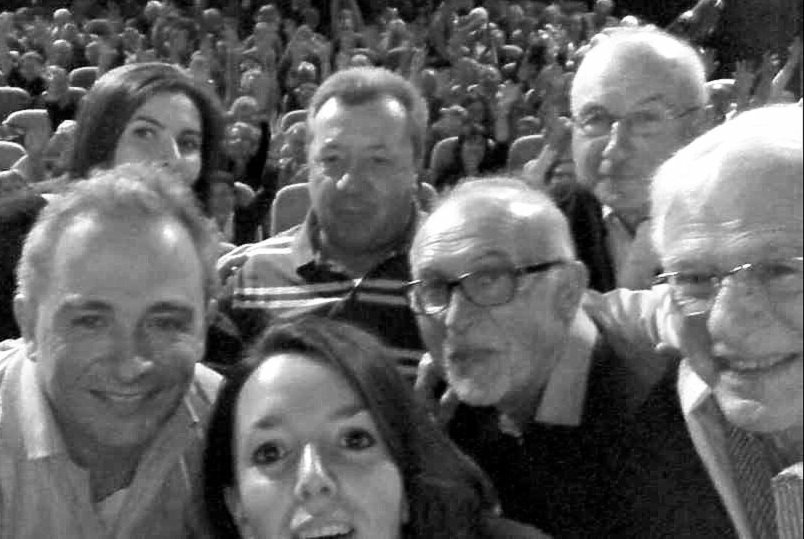 Selfie projectionnb